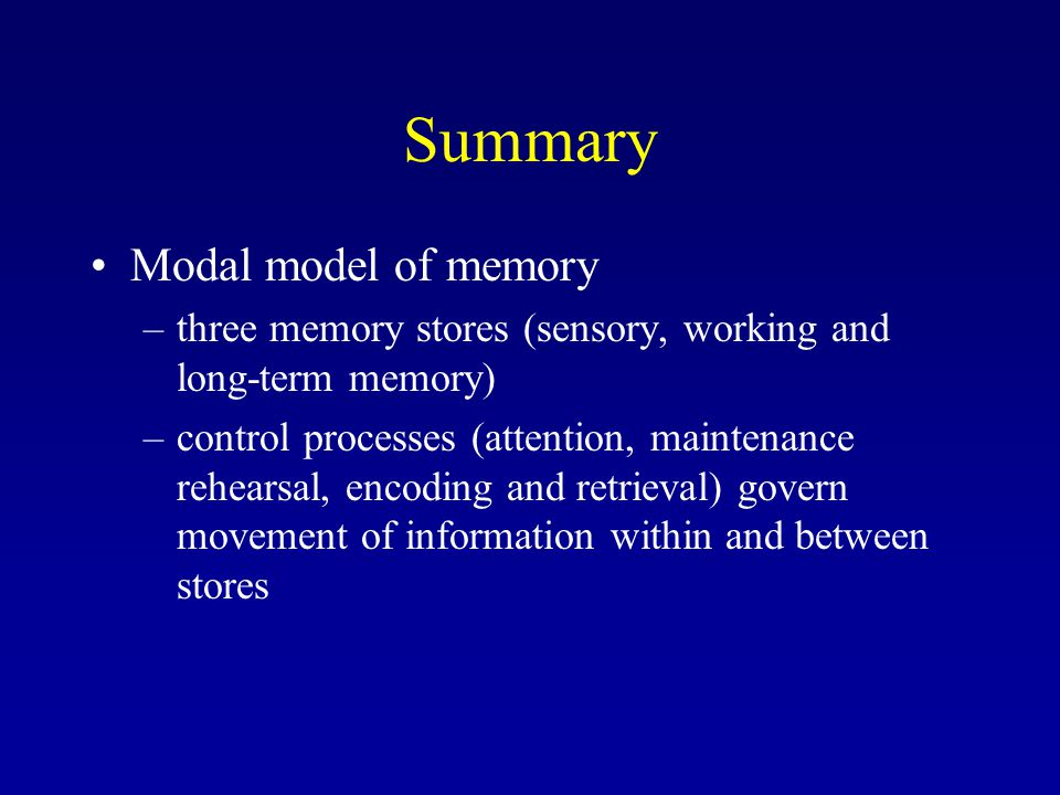 an introduction to the modal model of memory 6 years ago 5:17 will we ever be able to store a bit on something smaller than  an atom what do you think reply button opens signup modal • 6 comments.