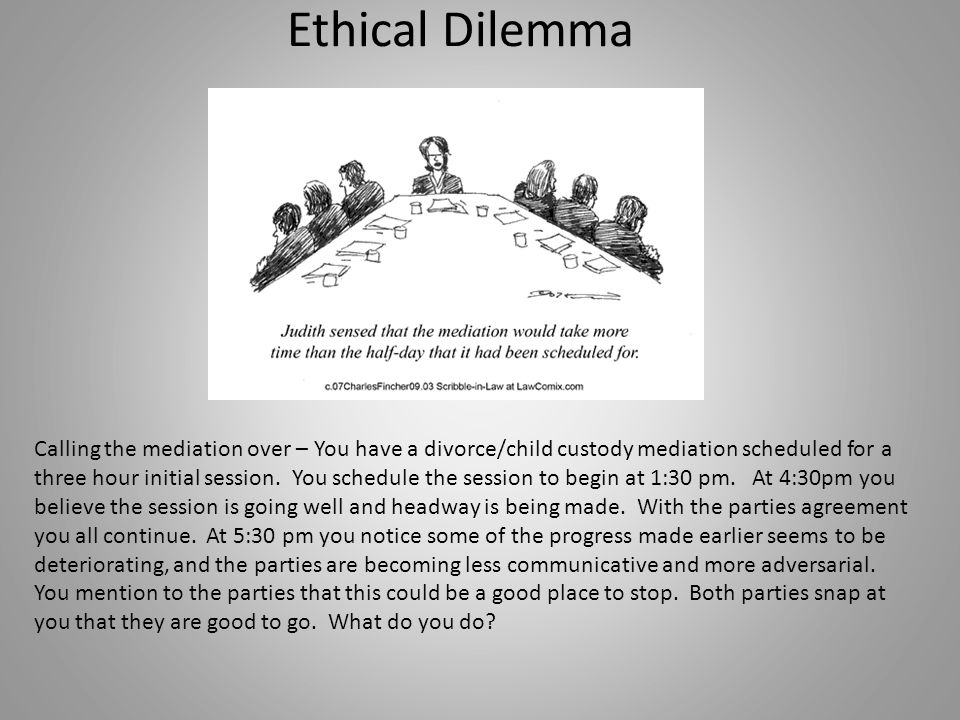 ethical dilemma child bride Ethical violations sharon miller approach to the resolution of an ethical dilemma third of the world's child brides.