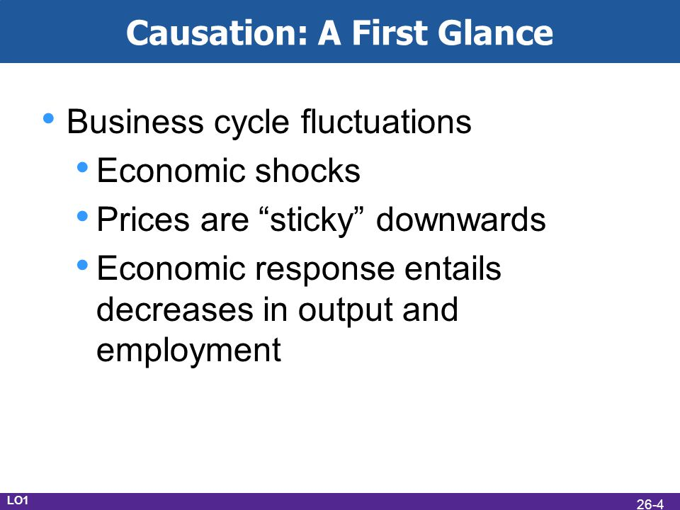 Causation: A First Glance