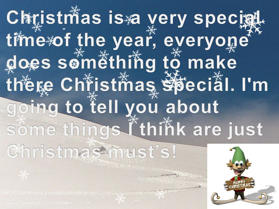 Christmas Time By: Maddy Horn. - ppt video online download