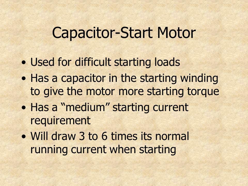 Selecting Operating And Maintaining Electric Motors
