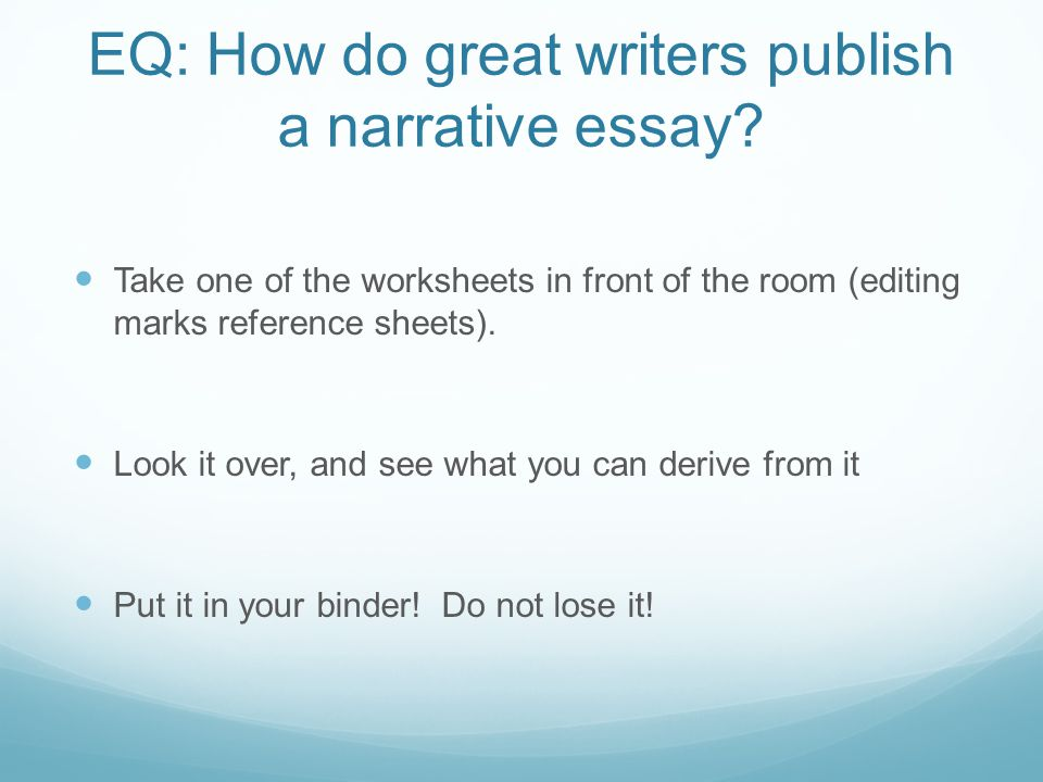 Publishing a Master's Thesis: A Guide for Novice Authors