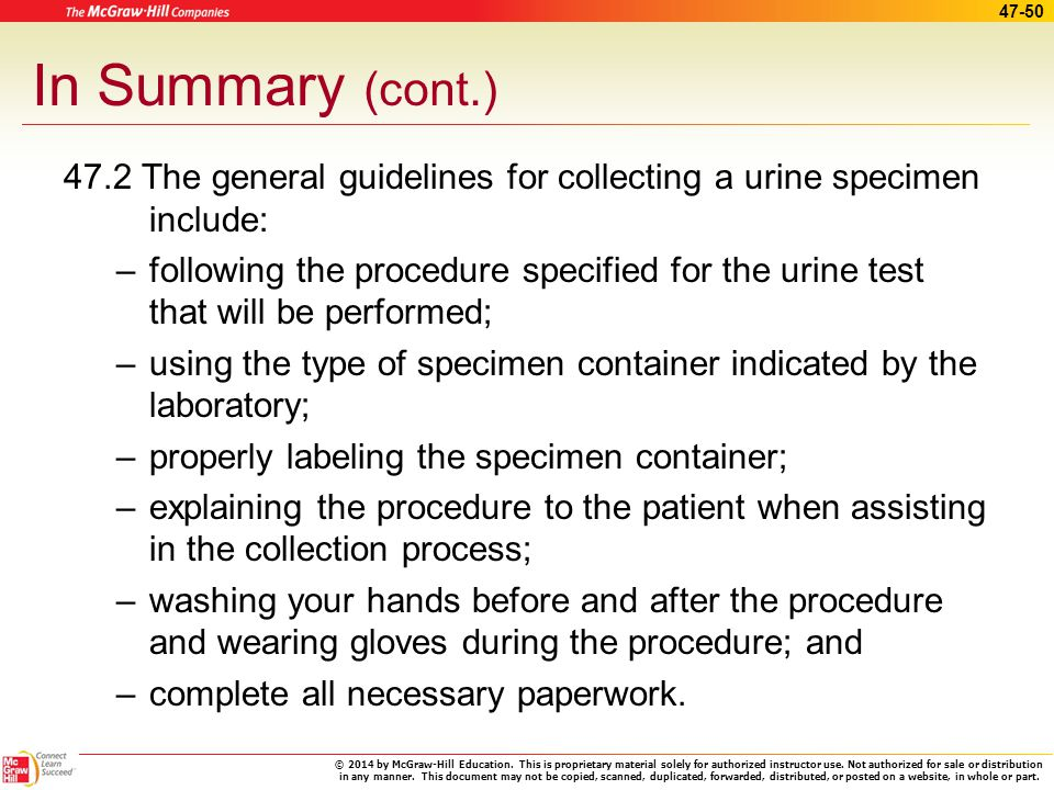 assisting in the analysis of urine ch 52 Silvestri chapter 52 ed#570 silvestri chapter 21 ed#551  philadelphia: wb saunders, p 500 2 a nurse is assisting in reviewing the critical paths of the clients on the nursing unit  being discharged to home following a bowel resection 8 days ago, to his transportation 4 collect a urine specimen from a 70-year-old woman admitted 3.