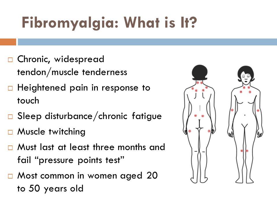 fibromyalgia test in india