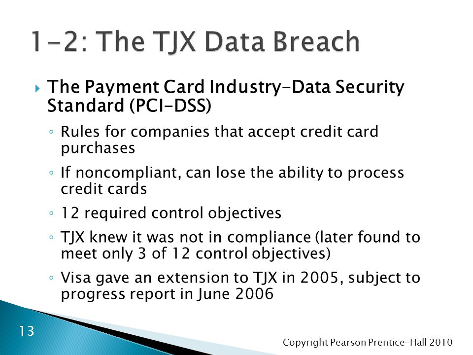 tjx it security breach After more than two months of refusing to reveal the size and scope of its data  breach, tjx companies inc is finally offering more details about.