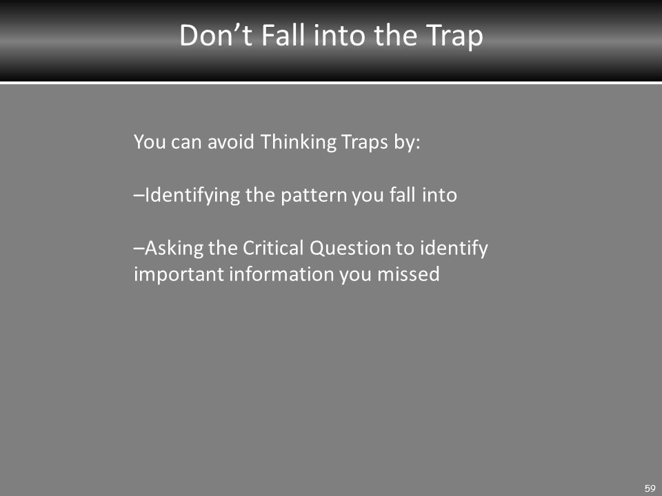 critical thinking questions 61 identify the Fourth edition critical thinking a student ' s introduction bassham i  exceptions to the strict necessity test 61  questions and keywords 334.