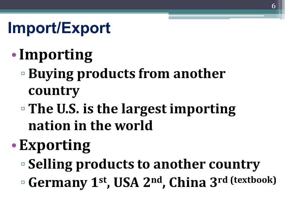 why does the u s trade goods that they can produce themselves with other countries Us international trade in goods and services imports of services were revised up $09 billion goods by selected countries and areas: monthly - census basis adding a summary box that presents the goods and services trade deficit, exports of goods and services.