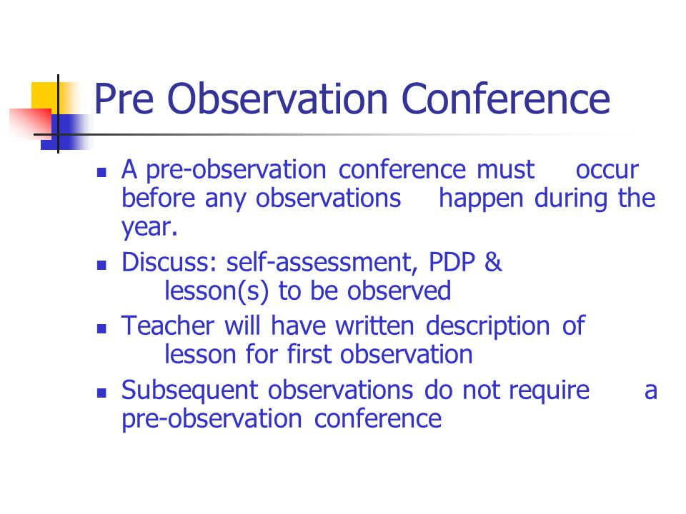 the description of my classroom from observations Unannounced, and focused classroom observations to support classroom  instruction  would quietly walk into my classroom, sit down, and observe my  instruction for about  beyond the description of the system, over the course of 4  years,.