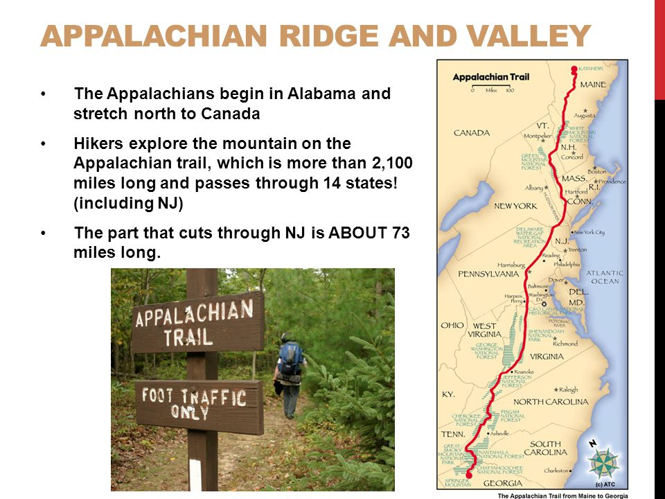 Appalachian Ridge and Valley