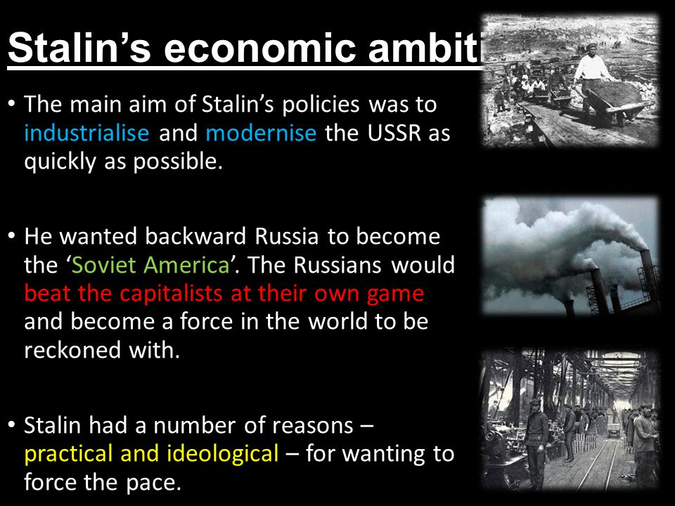 why did stalin make the great turn ? essay In this lesson, we explore the brutal rule of joseph stalin in the soviet union,  from  of the soviet government, stalin set out to build russia into an economic  and  stalin instituted the great purge, which he claimed was to rid the  communist  war & the influence of foreign powers: definition, summary &  timeline 7:36.