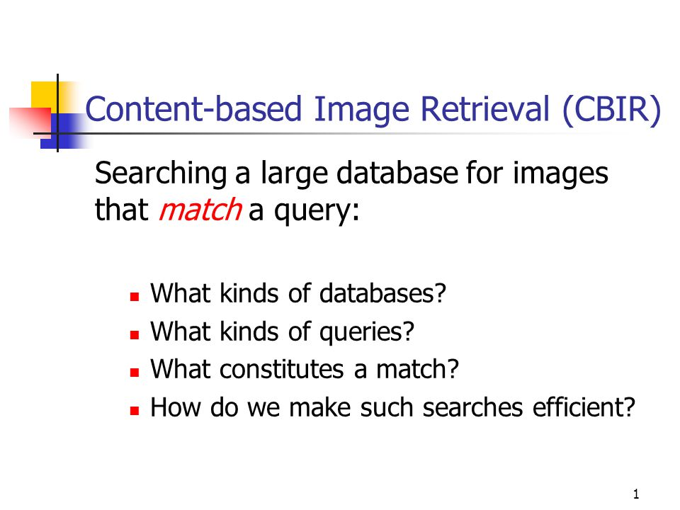 how to make a database for images