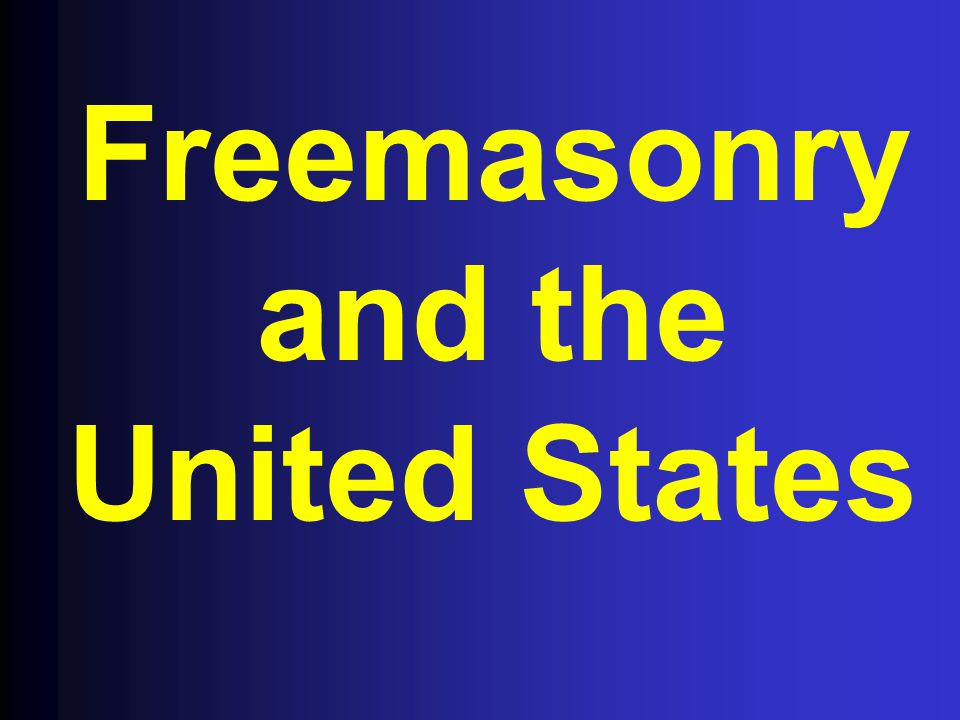 freemasonry and united states Us national masonic appendant bodies  the ancient accepted scottish rite for the northern masonic jurisdiction of the united states of america:.