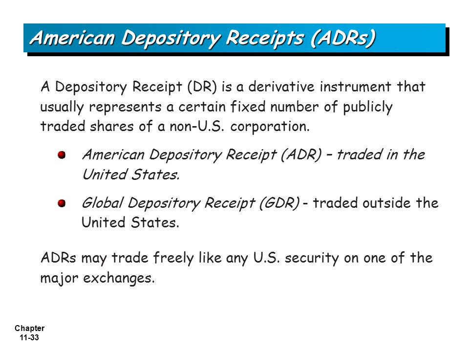 american depositry receipts Latest breaking news and headlines on british american tobacco plc (american depository receipts) (bti) stock from seeking alpha read the news as it happens.