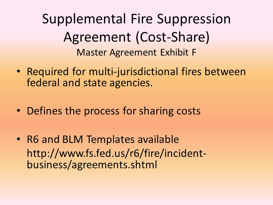 """Cooperative Agreements """"Suppression"""" Ppt Video Online"""
