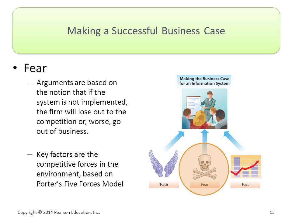 Making a Successful Business Case
