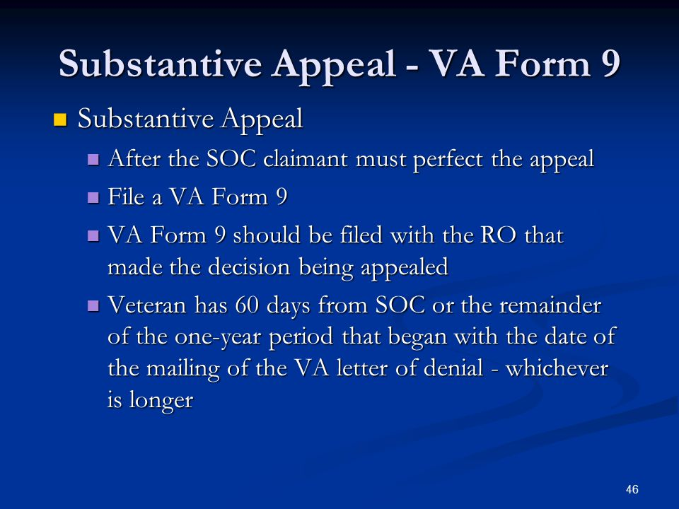 Representing Veterans Before the VA on Claims for Disability ...