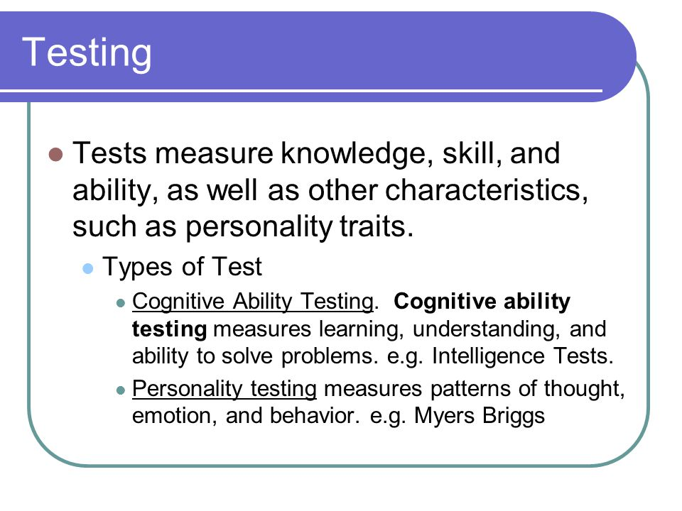 online test for cognitive or intelligence tests essay Cognitive abilities test 7 (cogat7) the cognitive abilities test  cognitive development of an individual to other students in the same age group for example, students who have  2% of the population scores two standard deviations above the mean on intelligence tests the cogat is not an iq test, but it is a test of reasoning which is one.