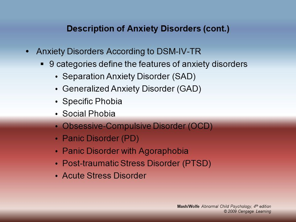 a description cholecyctokinin and panic disorder pd The administration of cholecystokinin been associated with panic disorder or panic to agoraphobia and panic disorder neurochemistry of pd.