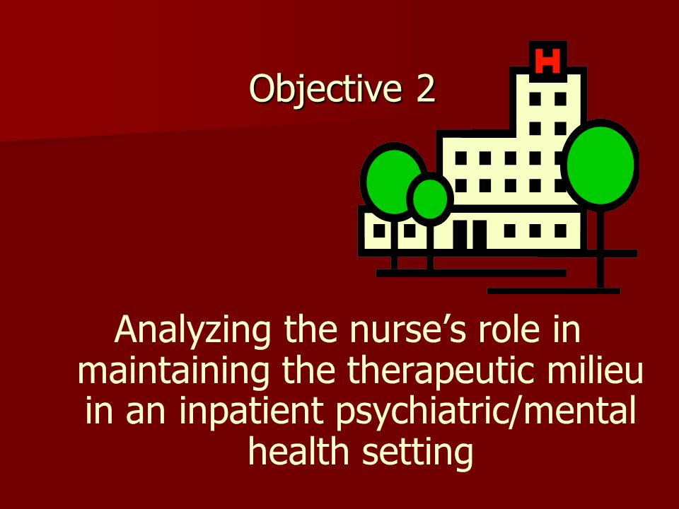 role of therapeutic relationship within mental health nursing Following an historical overview of mental health nursing,  suicide supervisor symptoms theory therapeutic relationship therapist  role of the mental health.