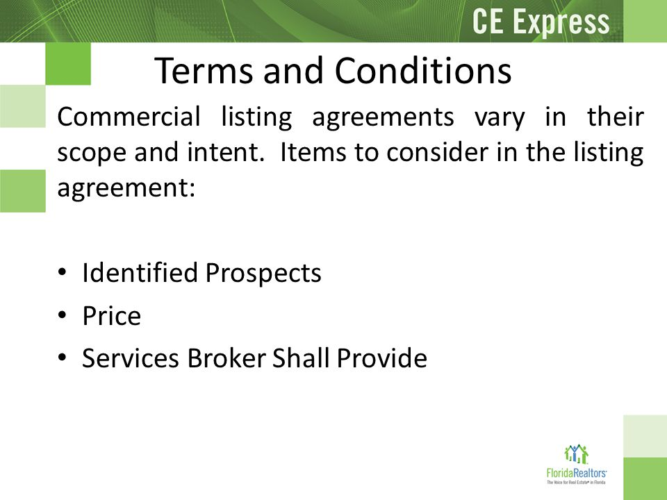 Commercial core law 3 hours ce ppt video online download for Mercedes benz service contract terms and conditions