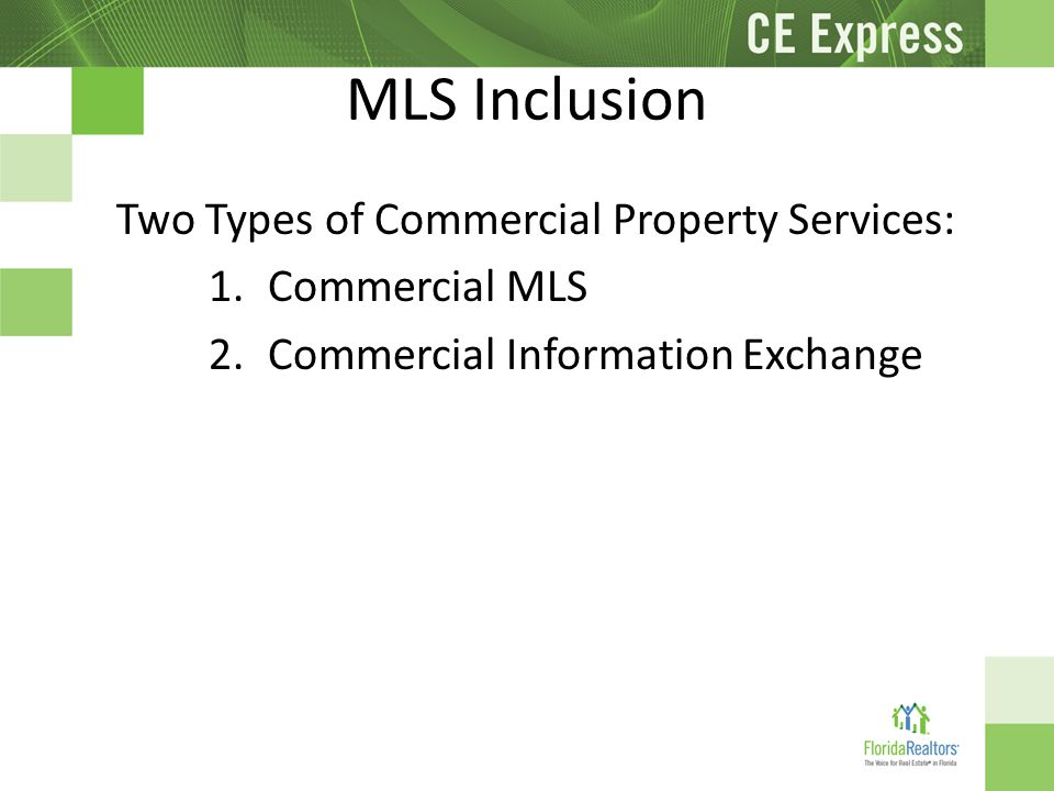 Commercial Property Types : Commercial core law hours ce ppt video online download