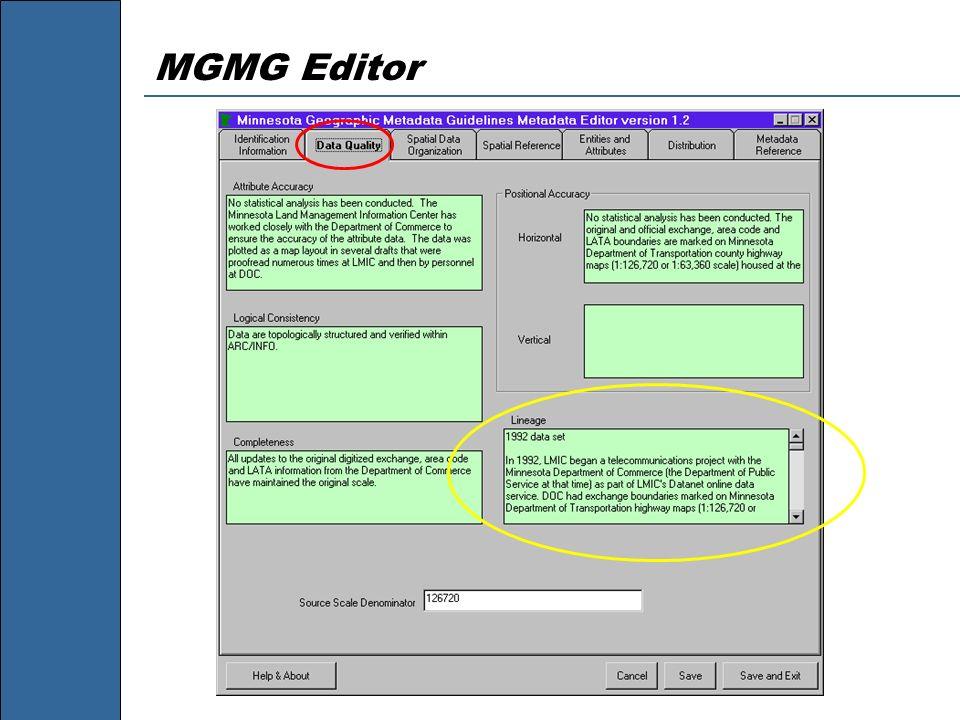MGMG Editor
