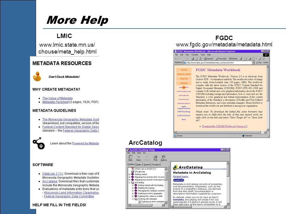 www.lmic.state.mn.us/ chouse/meta_help.html