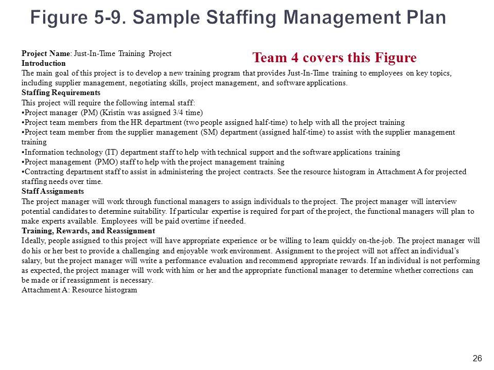 management plan sample
