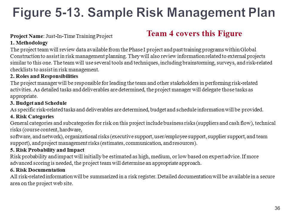 Risk management sample Research paper Service dbessayecyi ...