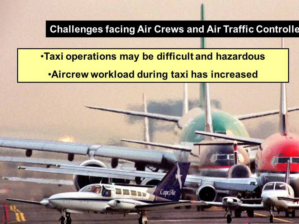 Challenges facing Air Crews and Air Traffic Controllers