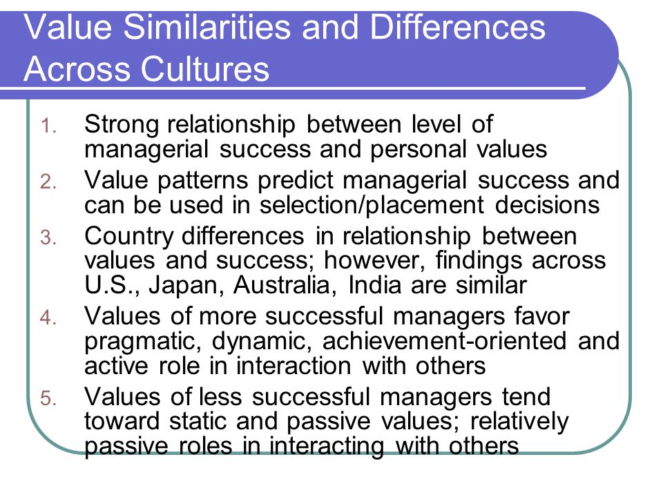 the relationship between personal values and success Personal values and ethics govern personal success and have an impact on career success everyone has their own set of values and ethics that have been taught throughout life personal values and ethics are learned behaviors, hence, some are easy to understand and apply, some can be acquired, and.