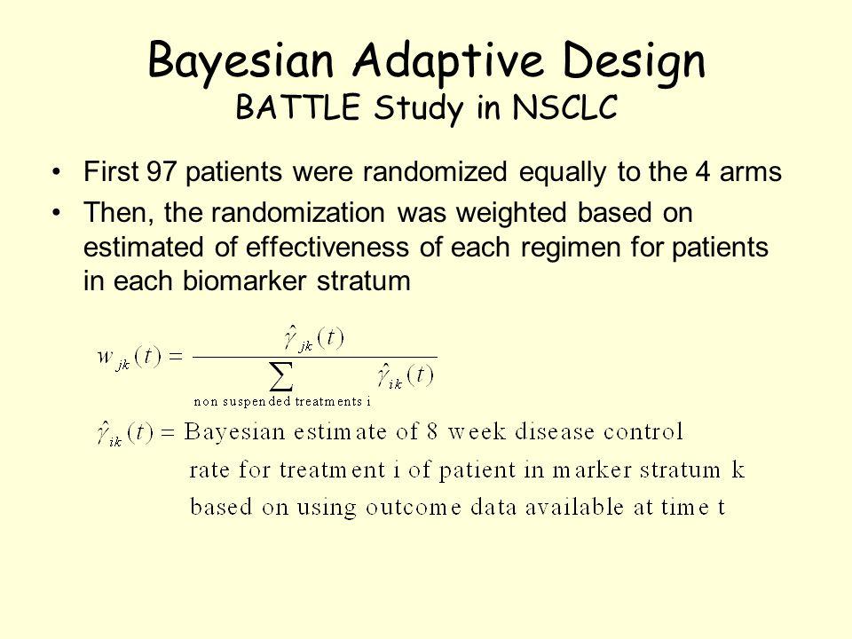 Adaptive Designs in Clinical Development - MassBio