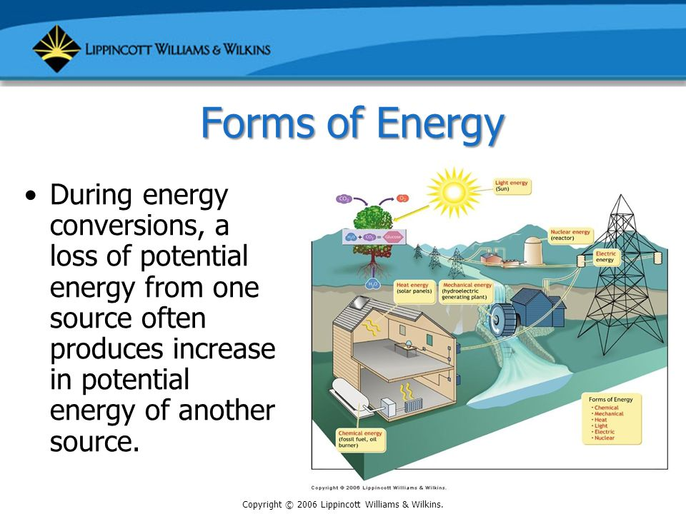how to find loss of potential energy