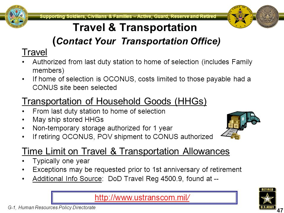 volantry retirement travelling allowance