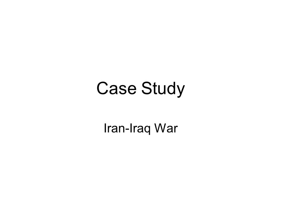 an analysis of the topic of the iraqs war Report of an inquiry into the alternative analysis of the issue of an iraq-al qaeda relationship by senator carl levin (d-mi)  objectivity of pre-iraq war intelligence and its impact on the plans and operations of the  report of an inquiry into the alternative analysis of the issue of an iraq-al qaeda relationship.