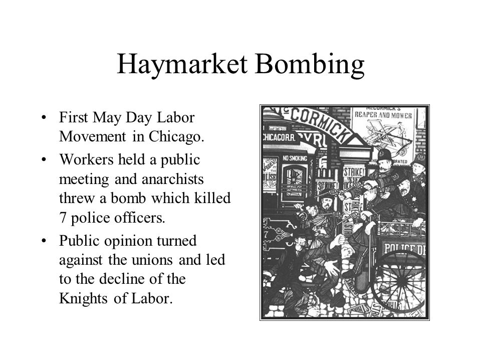 May day labor movement essays