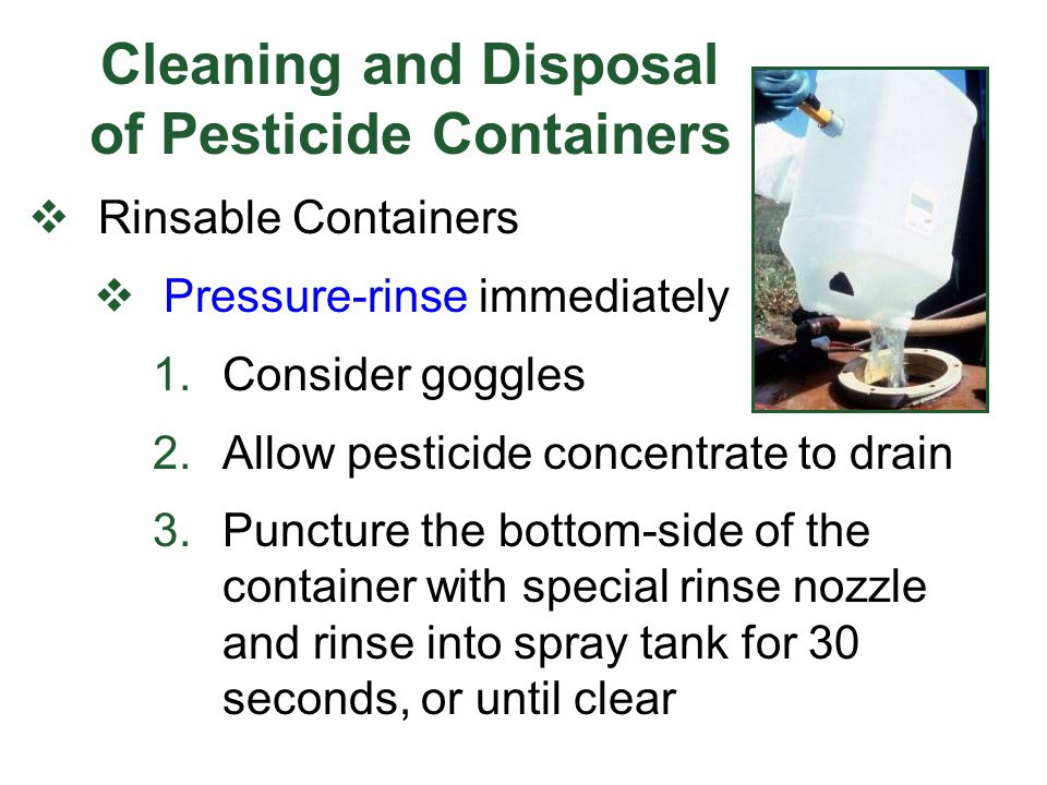 Planning the pesticide application ppt download