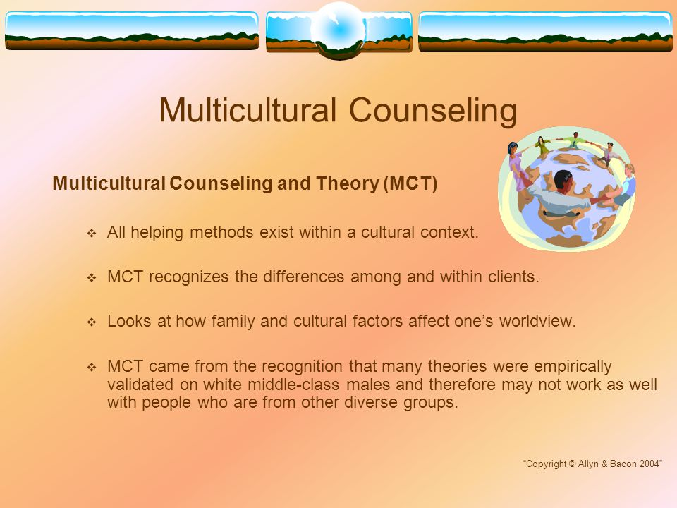 Group counseling in a multicultural context