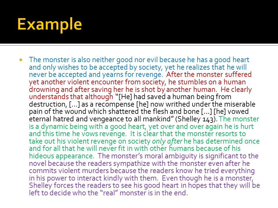 Moral Ambiguity in Dorian Gray