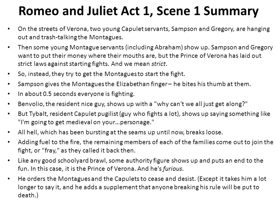 capulet and juliet relationship act 1 scene 2 romeo