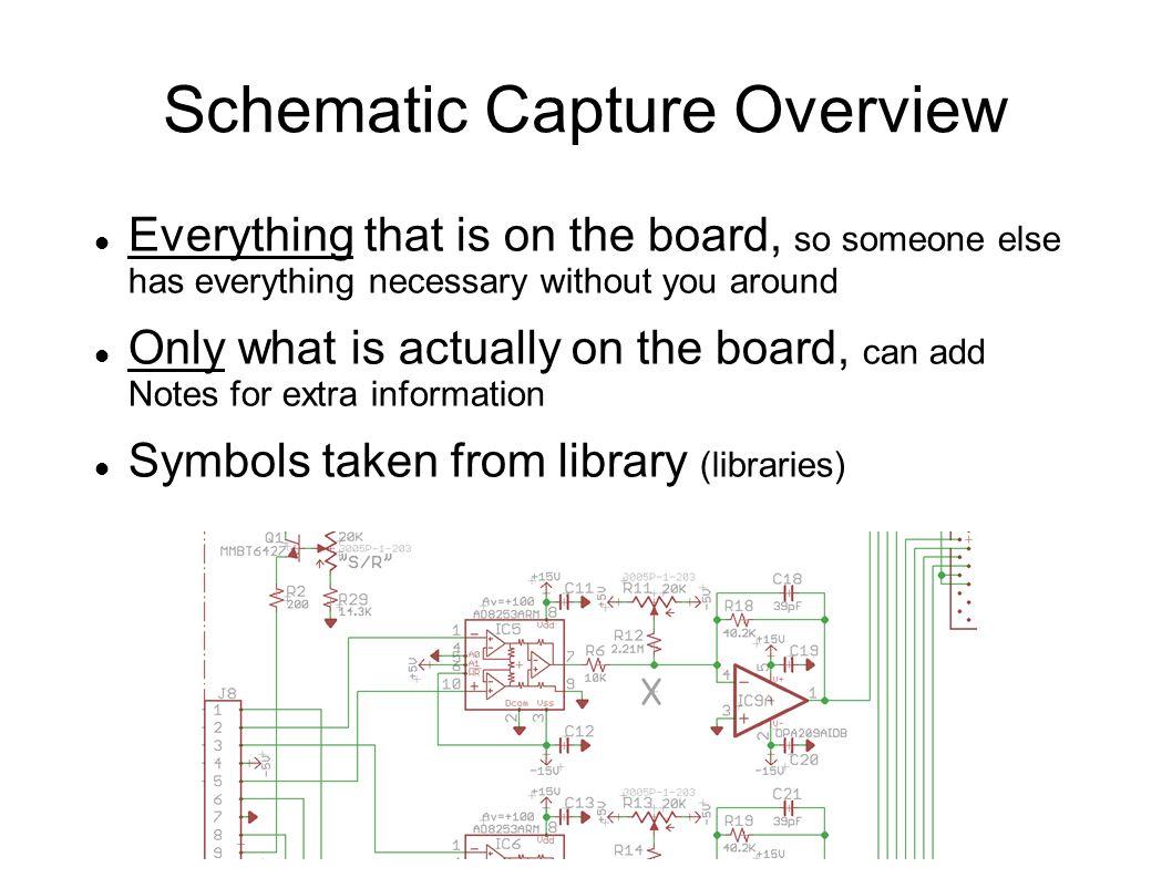 pretty open source schematic capture contemporary