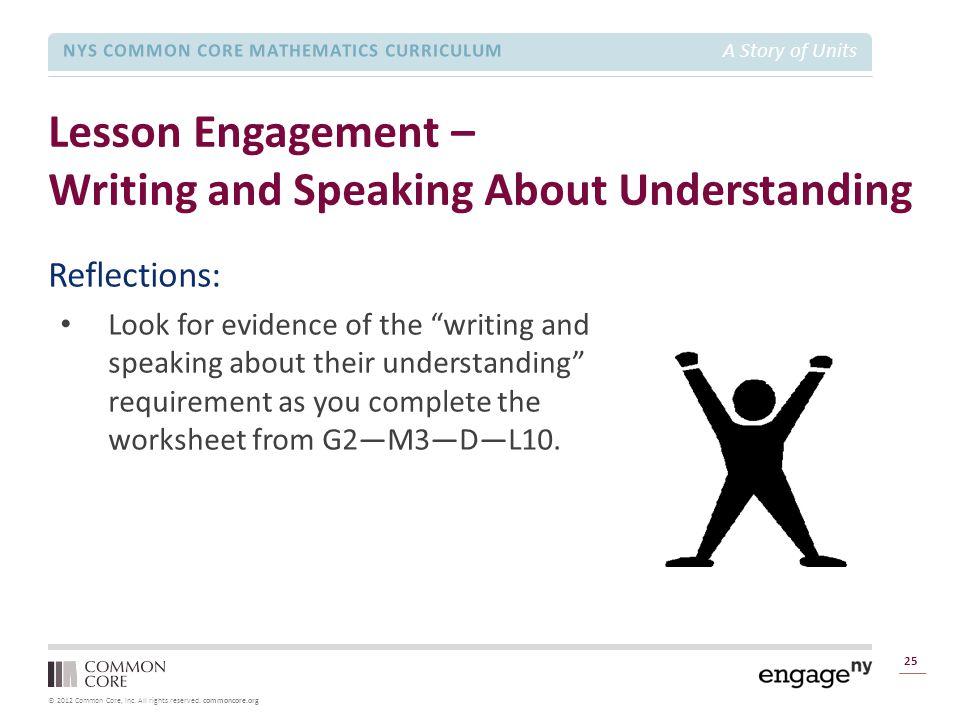Rigor Breakdown Conceptual Understanding ppt download – Common Core Mathematics Curriculum Worksheets