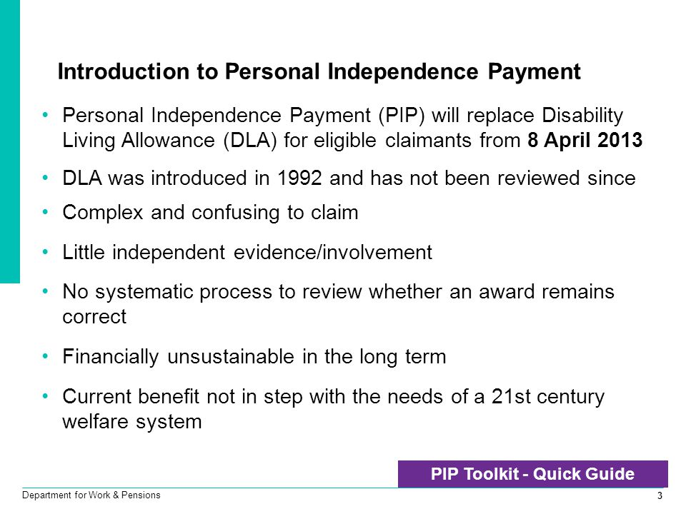 Is Personal Independence Payment for you (or someone you ...