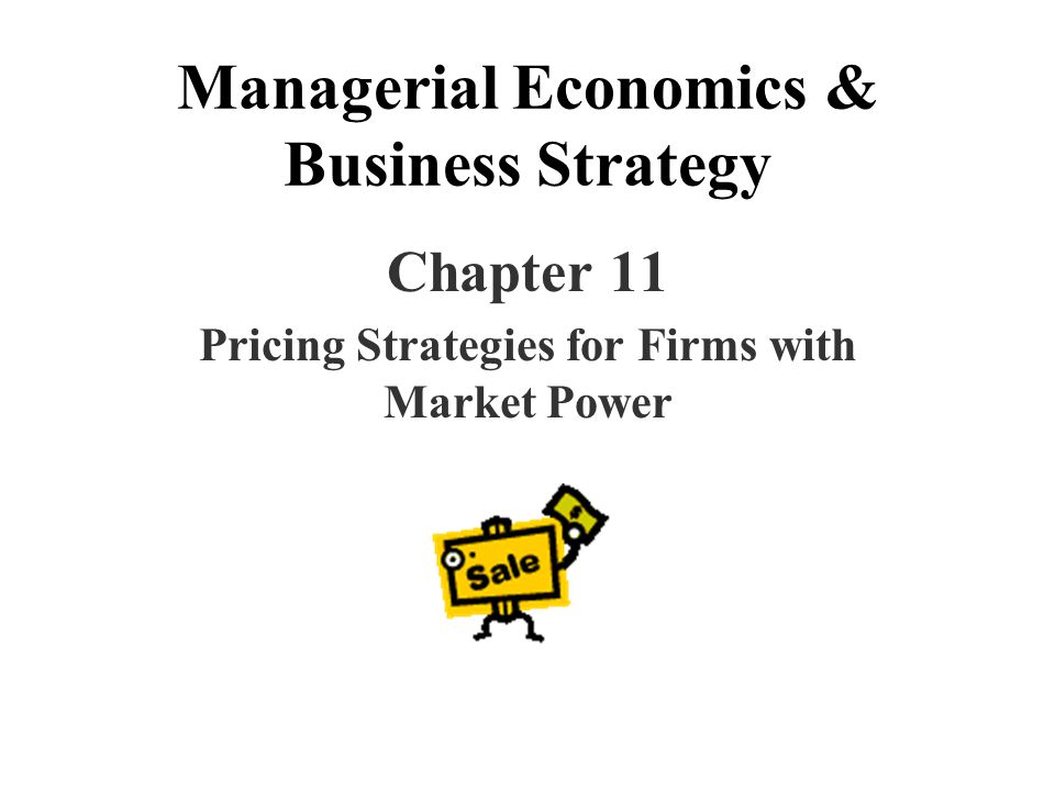 managerial economics chapter 5 and 6 Welcome to the companion website for managerial economics, 7/e to access student resources, click on a chapter on the navigation bar above.