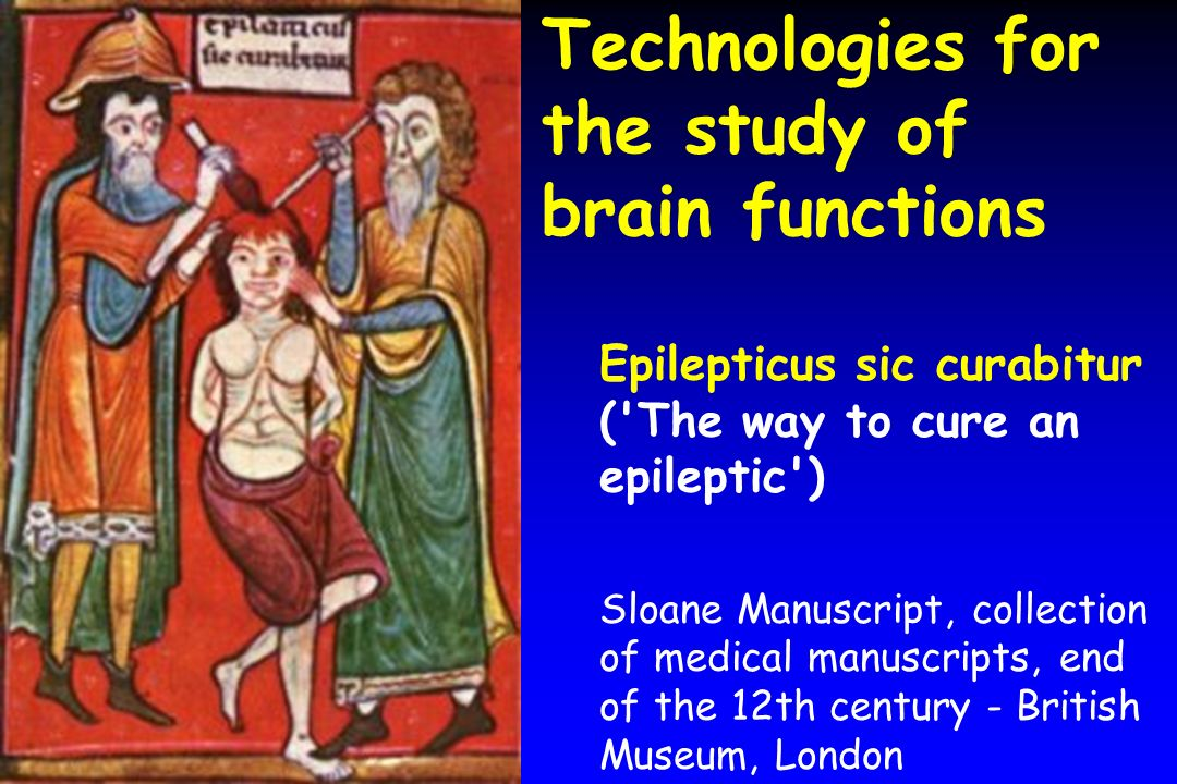 Technologies for the study of brain functions