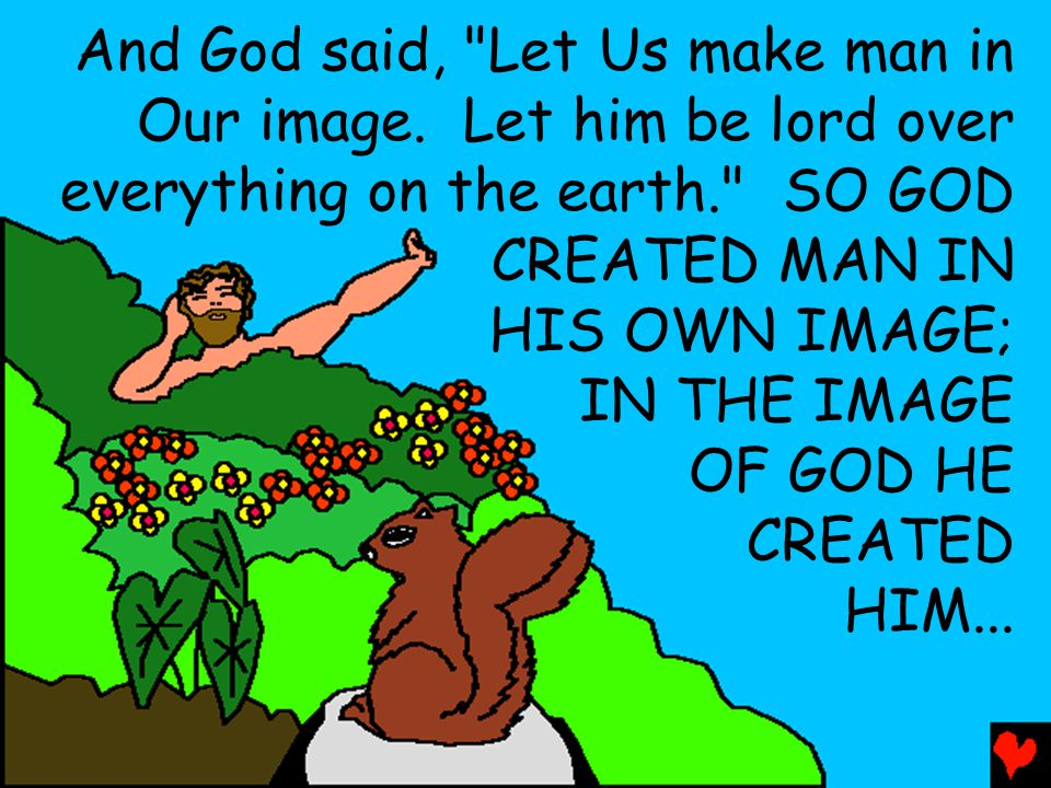 WHEN GOD MADE EVERYTHING - ppt download