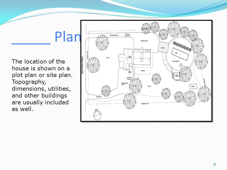 Site Plans Ppt Video Online Download