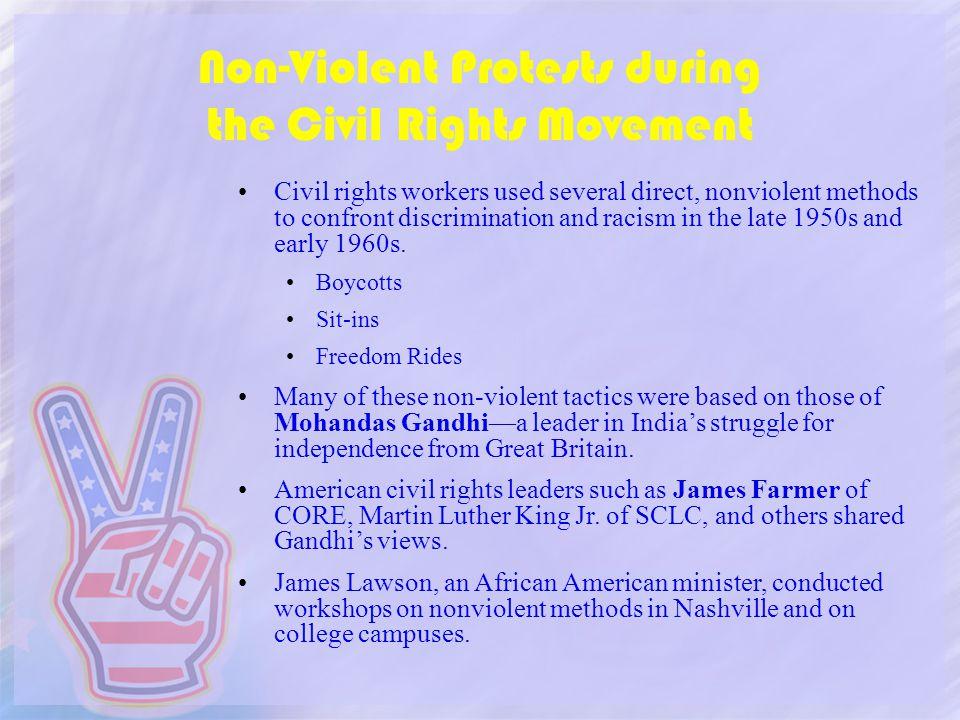 was the non violent civil rights movement 1 non-violence in the civil rights movement in the united states of america dissertation freie universität berlin jfk institut 2008 fachbereich philosophie und.