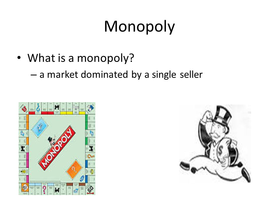 what factors cause a monopoly market Read a simple overview of the theory of market monopoly,  how does a monopoly contribute to market failure  restrict supply and cause deadweight loss to the.