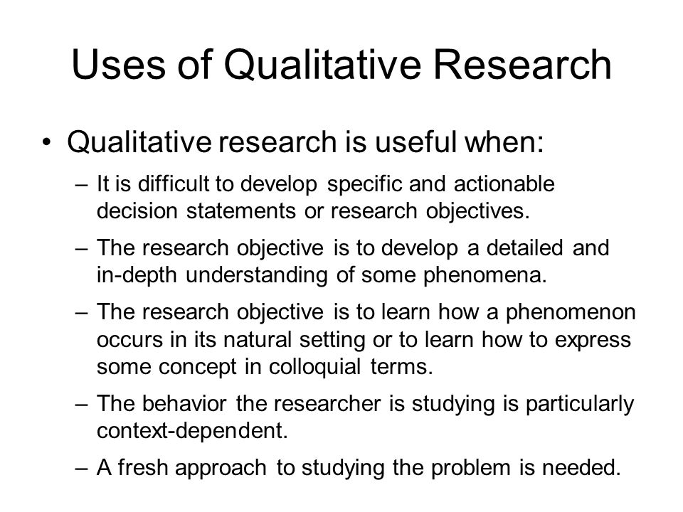 Some of the techniques Business Advantage use in our qualitative research include: